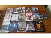 Job Lot 16 of DVDS
