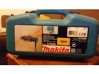 Makita 3706K 110v Drywall Cutout Tool