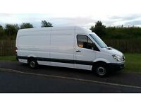 man and van hire/ removals