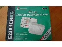 Carbon monoxide alarm for home