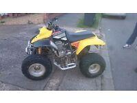 250 cc quad bike smc 250 ram not ltz raptor honda
