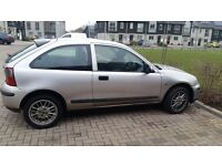 Rover 25 1.4l with 12 months mot