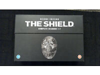 the shield complete series 1-7 deluxe dvd boxset