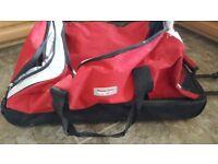 Junior Cricket - Bag, Helmet, Bats, Gloves etc