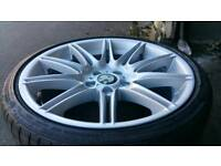 GENUINE BMW MV4 19 INCH ALLOY WHEEL 5X120 E90 E92 335 330 X1 STYLE 225M 313 255 30 19 REAR 9J
