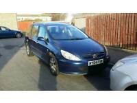 Peugeot 307 SW 7 seater 1.6 HDi