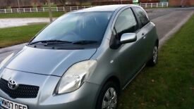 2007 Toyota YARIS | Perfect Condition | One Driver | Best Deal