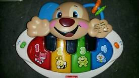 fisheprice musical toy