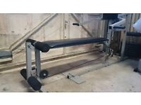 Pro Power Home Lay Flat Gym