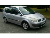 DIESEL***7 SEATER**RENAULT GRND SCENIC DYNAMIQUE DCI 1.9cc***LONG MOT***SERVIC HISTORY***ALLOY WHEEL
