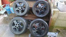 Toyota alloy wheels