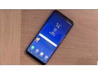 Galaxy s8 64gb blue