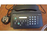 Phone Fax Answering Machine