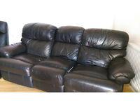 Sofa- Leather