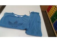 ADIDAS Suit SIZE IN GOOD CONDTION WELL WORTH £10 ORIGNAL