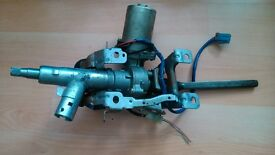 Renault Clio electronic steering system. Taken from 2002 model
