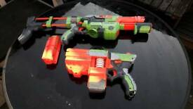 Nerf vortex guns
