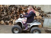 Kids Petrol quad bike
