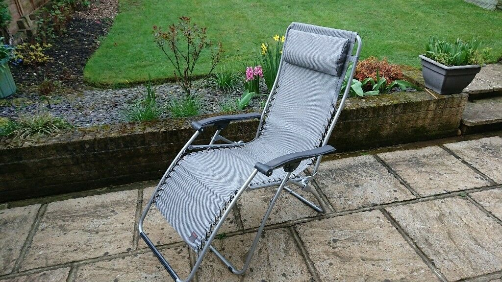 Lafuma High Back Rsax Recliner Chair In Chandlers Ford Hampshire