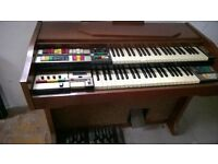 Old organ Saturn Delux (not working)