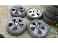 Corsa Sri alloys 5stud 5x110