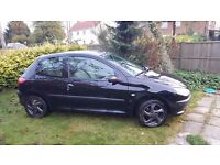 Peugeot 206!! Cheap little 1.4 to run and insure! Good first little car! Free sub and alloys!!