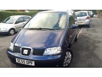 Seat Alhambra for sale 7 seater