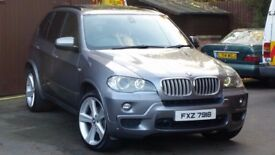 2008 BMW X5 3.0D M SPORT / XDRIVE / FULLY LOADED / P/X AVAILABLE