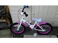 Girls 16in bike