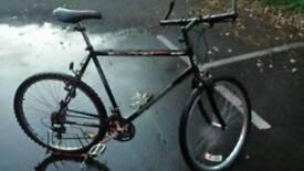 Gents Town City bike MTB
