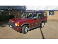 Landrover Discovery II TD5 **ONLY 57,000 MILES** Excellent condition.