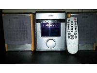 Philips MC165 micro CD and Radio system with remote
