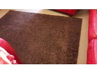 BROWN RUG FOR SALE
