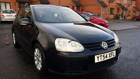 VOLKSWAGEN GOLF 1.9 TDI SE 2004 82K MILES ONLY 1 PREVIOUS OWNER VERY CLEAN LOOK