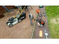Gardening equipment ideal start up business pack