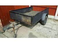 Car trailer (Spares or repairs ).