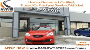 2011 Hyundai Genesis Coupe 2.0T **Bitcoin Accepted**