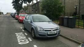 Vauxhall Astra breeze 1.6 2005