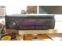 KENWOOD KDC-4551U STEREO/CD/USB