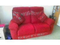 2 x 2 Seater Sofas as new condition