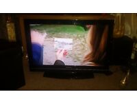 Toshiba 32 inch tv built in freeview