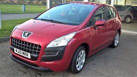 Peugeot 3008 1.6 hdi 110