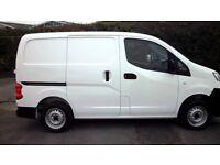 Nissan NV200 Van SE DCI 1.5 diesel 90bhp full service history 1 owner low mileage