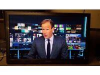 "Panasonic Viera TX-P42ST31B 42"" 3D 1080p HD Plasma Television with wifi"