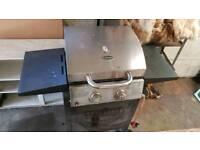 BBQ 2 burner