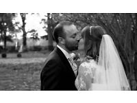 Wedding Videography From £349 Specialising in Hertfordshire & Bedfordshire but available UK wide