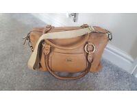 Storksak Elizabeth Tan changing bag