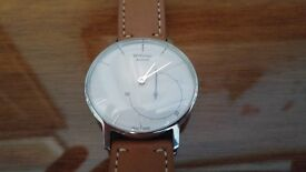 Withings/Nokia Sapphire Activite Smart Watch - costs £290 new - Swiss Made