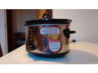 Crock Pot Slow Cooker 3.5L