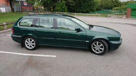 Jaguar x type 2.0 diesel for sale